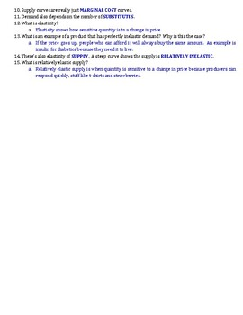 Crash Course Economics #18 - Microeconomics