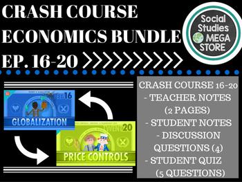 Crash Course Economics 16-20