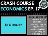 Crash Course Economics Income and Wealth Inequality Ep. 17