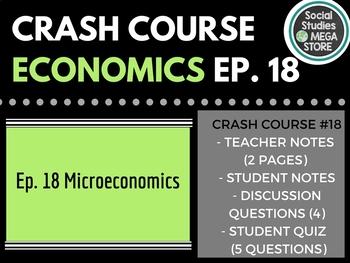Crash Course Economics Marginal Analysis, Roller Coasters, Elasticity Ep. 18