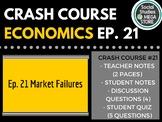 Crash Course Economics Market Failures, Taxes, and Subsidies Ep. 21