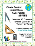 Crash Course Engineering COMPLETE SERIES ~ Distance Learning