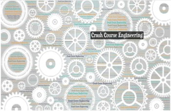 Crash Course Engineering Ep. # 3 Mechanical Engineering Questions & Answer Key