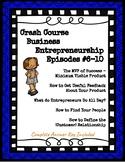 Crash Course Entrepreneurship #6-10 (Customers and Feedback, Finding Help)