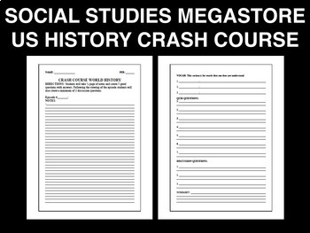 Crash Course US History 41-47