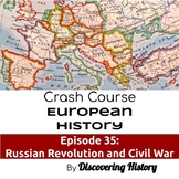 Crash Course European History: Russian Revolution & Civil