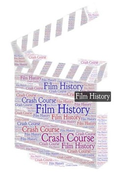 Crash Course Film History Complete Bundle Episodes # 1-16 Video Q&A Key
