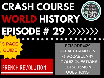 Crash Course French Revolution Ep. 29