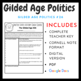 Crash Course U.S. History: Gilded Age Politics #26