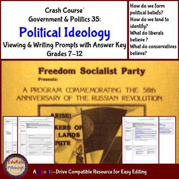 Crash Course Government & Politics 35: Political Ideology