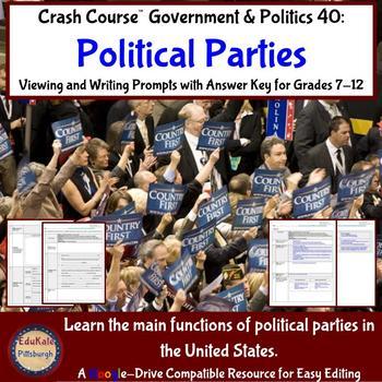 Political Parties: Crash Course Government & Politics 40