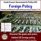 Crash Course Government & Politics 50: Foreign Policy