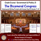 Crash Course Government and Politics #2: The Bicameral Congress