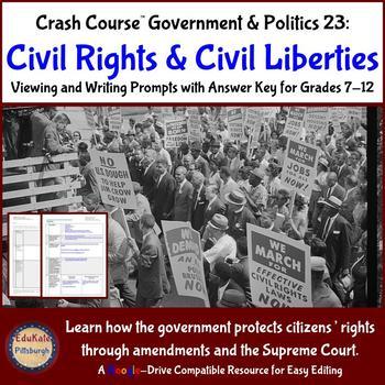 Crash Course Government and Politics 23: Civil Rights and Civil Liberties