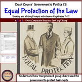 Crash Course Government and Politics #29: Equal Protection