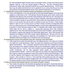 Crash Course Government and Politics #31 - Discrimination