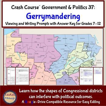 Crash Course Government & Politics #37: Gerrymandering