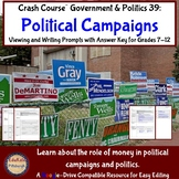 Crash Course Government and Politics 39: Political Campaigns