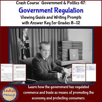 Crash Course Government and Politics 47: Government Regulation