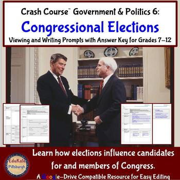 Crash Course Government and Politics 6: Congressional Elections