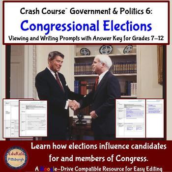 Crash Course Government and Politics 6: Congressional Elections