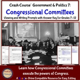 Crash Course Government and Politics #7: Congressional Committees