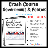 Crash Course: Government and Politics Episodes 21-34
