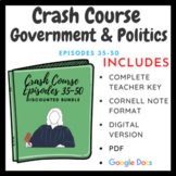 Crash Course: Government and Politics Episodes 35-50