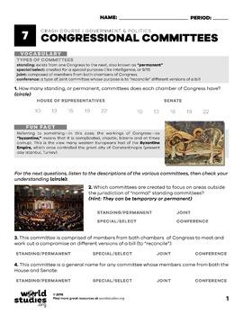 "Crash Course  Government and Politics Video Guide ""Box Set"" Episodes  6-10"