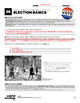 Crash Course  Government and Politics Video Guide Ep. 36: Election Basics