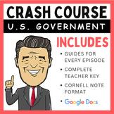 Crash Course: Government & Politics-Viewing Guides for All Episodes (Bundle)