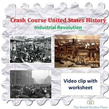 Crash Course History Industrial Revolution (Google Doc)