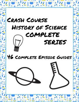 Crash Course History of Science COMPLETE SERIES