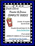 Crash Course History of Theater and Drama COMPLETE SERIES