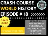 Crash Course Indian Ocean trade Ep. 18