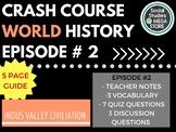 Crash Course Indus Valley Ep. 2