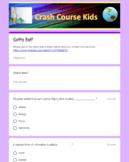 Crash Course Kids | Gotta Eat | Google Forms Quiz | Youtube