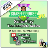 Crash Course Kids, Science - Solo Play   Science Distance Learning