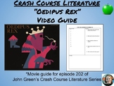 Crash Course Literature-Oedipus Rex-Study Guide #10