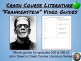 """""""Frankenstein"""" Crash Course Literature Video Guides (Episodes 205 & 206)"""
