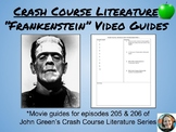 Crash Course Literature-Frankenstein Part 1-Study Guide #13