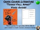 """""""Things Fall Apart"""" Crash Course Literature Video Guides (Episodes 208-209)"""