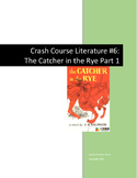 Crash Course Literature-The Catcher in the Rye Part 1-Stud
