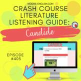 Crash Course Literature: Candide Listening Guide