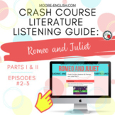 Crash Course Literature: Romeo and Juliet Listening Guides