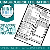 Crash Course Literature The poetry of Sylvia Plath (season 2 episode 16)
