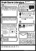 Crash Course Literature S1E3 Romeo and Juliet pt 2 Doodle notes worksheet