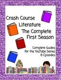 Crash Course Literature Season 1 BUNDLE (The Catcher in the Rye, Romeo & Juliet)