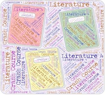 Crash Course Literature Season 4 Ep. 8 To the Lighthouse (408) Q & A Key