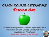 Crash Course Literature Season One (Episodes 1-8) BUNDLE PACK